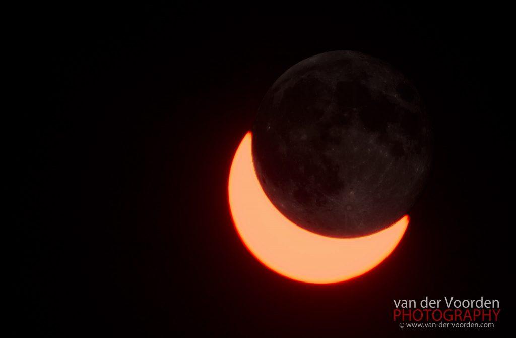 Solar Eclipse / Sonnenfinsternis