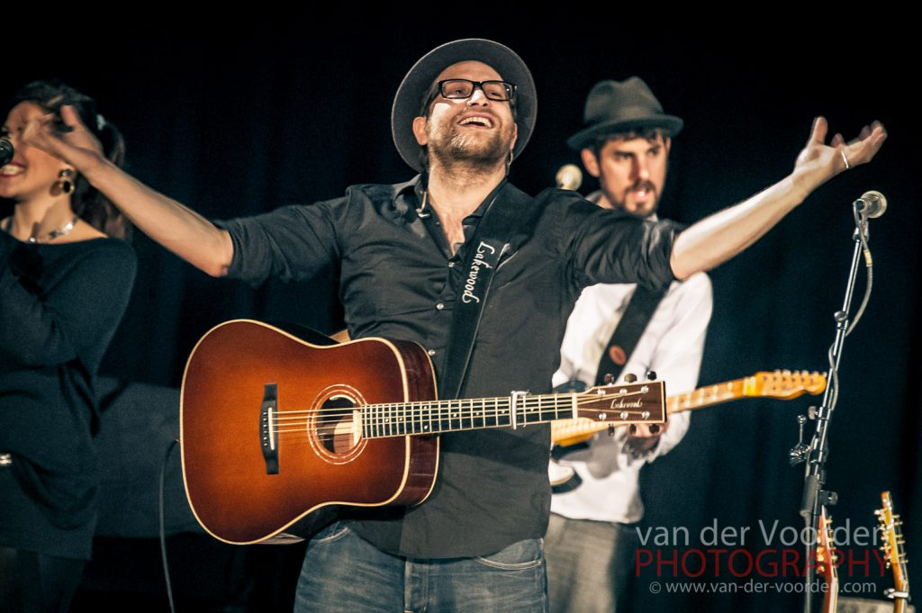 Gregor Meyle @ Capitol MannheimMehr Fotos: http://on.fb.me/1B7