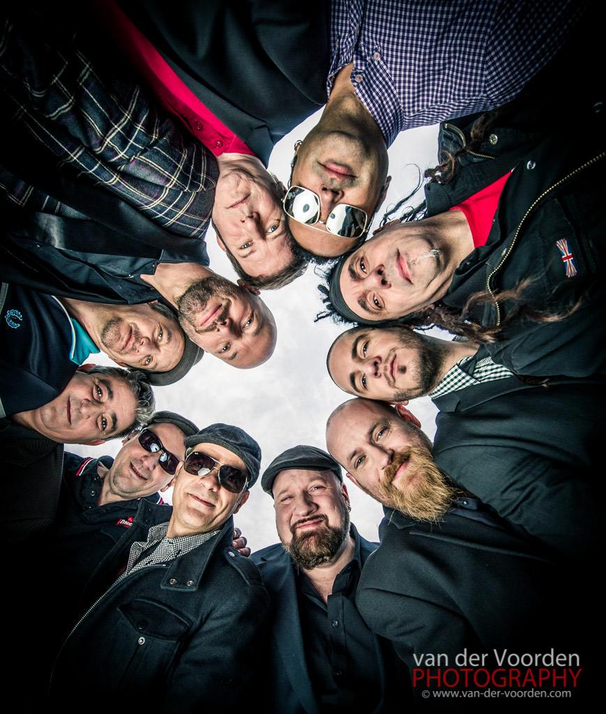 2016 The Busters @ Karlstorbahnhof Heidelberg